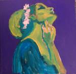 Portrait in three colours by fleetofgypsies