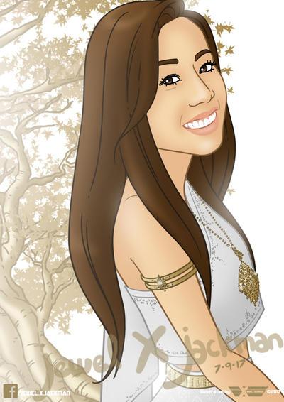 Nikki by jewel-X
