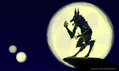 Full Moon Fun by CptPhoenix