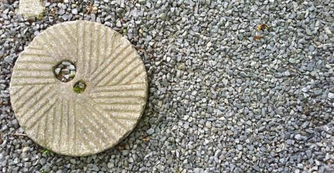 Japanese Mill Stone by CptPhoenix
