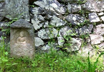 Stone in spring by CptPhoenix