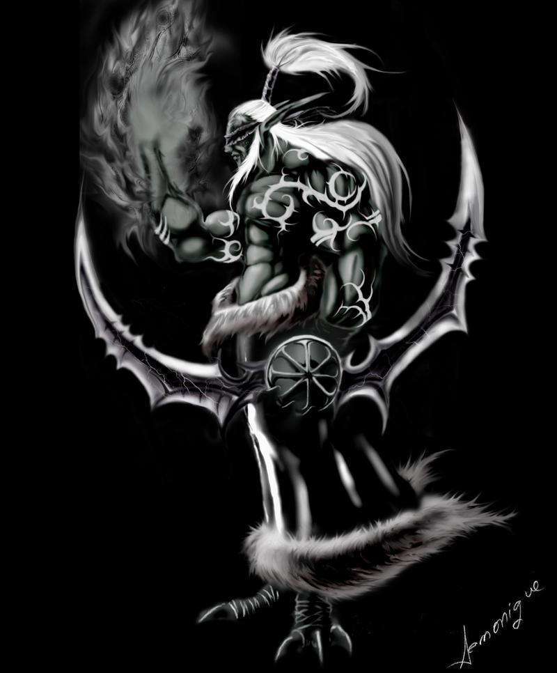 TerrorBlade by DemonVlad