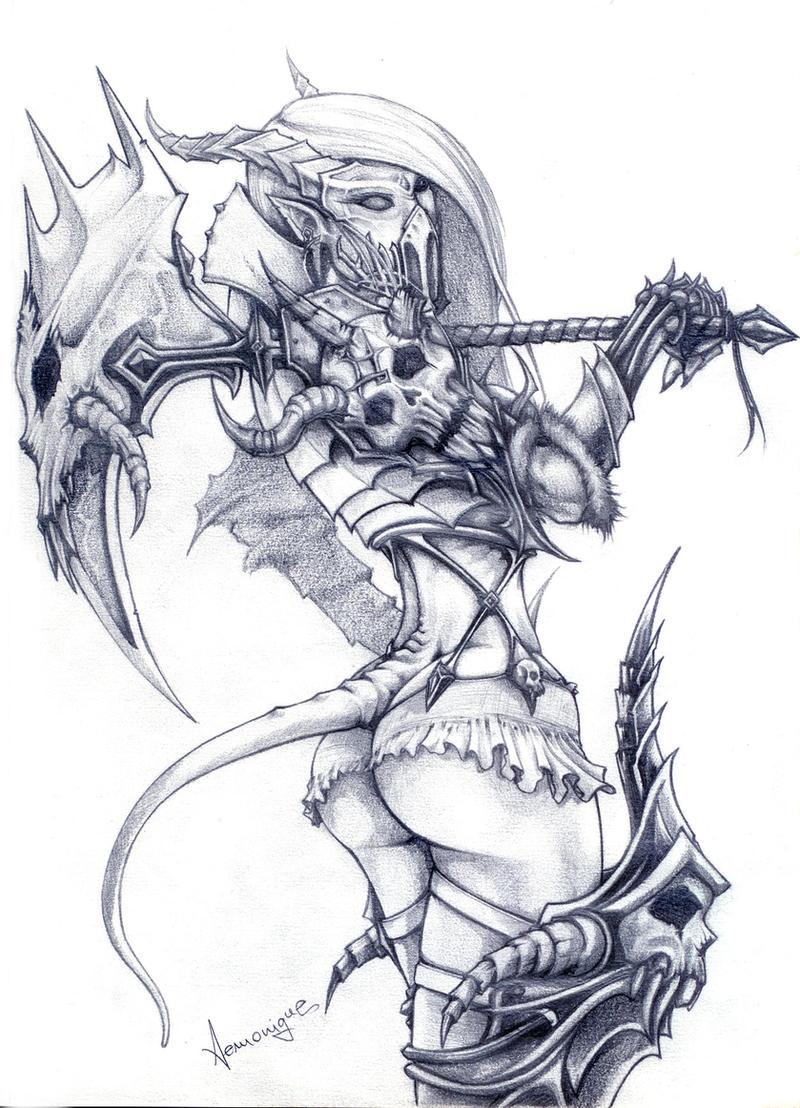 RazoricE by DemonVlad