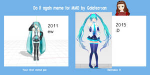 MMD Do It Again meme