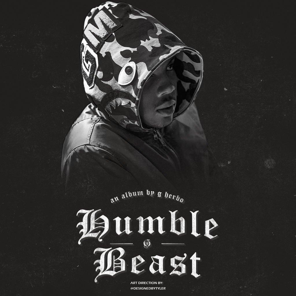G Herbo Humble Beast By Designedbytyler On Deviantart