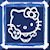 My new Hello Kitty Avatar by TNBrat