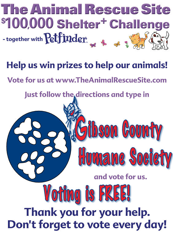HELP Gibson Co Humane Society by TNBrat