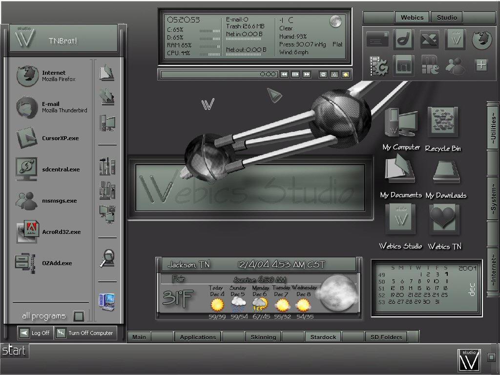 Webics Studio Teaser by TNBrat
