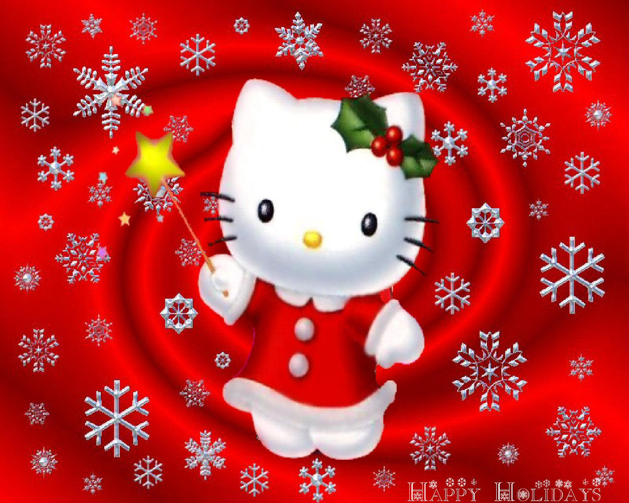 My Christmas Kitty by TNBrat