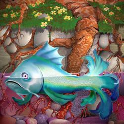 Big Fish by ArtbyBeans