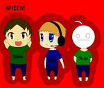 Tobuscus, Pewdie, and Cry