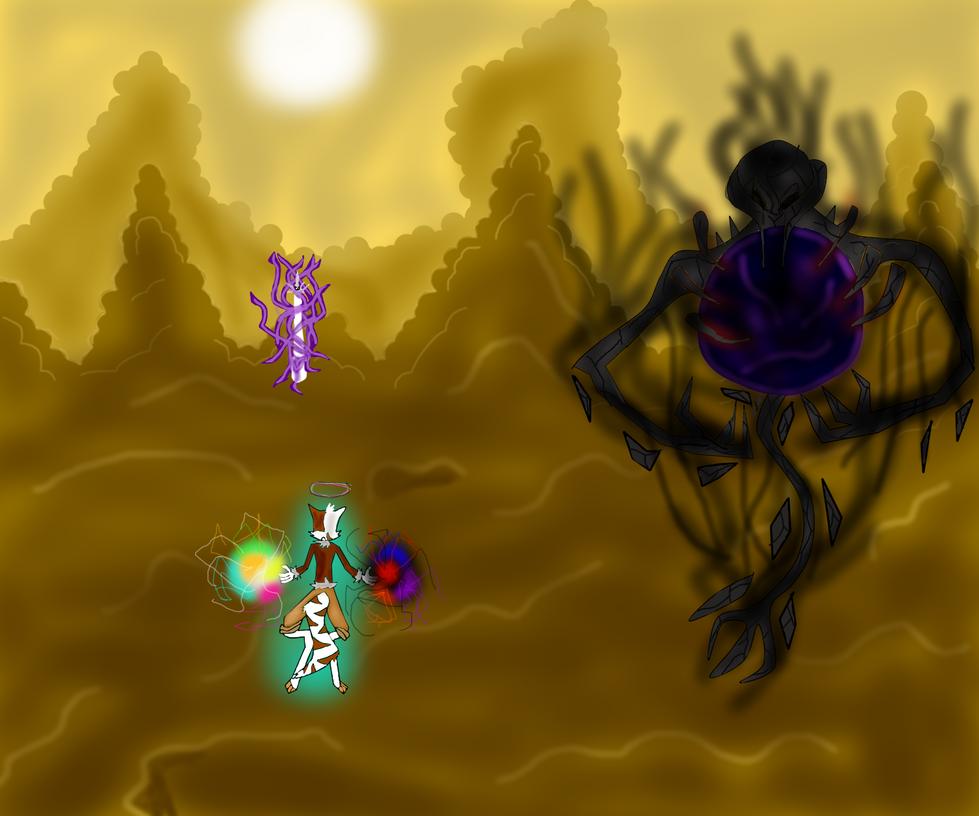 Dreamkeepers: Mace's Destiny by davidshadow275