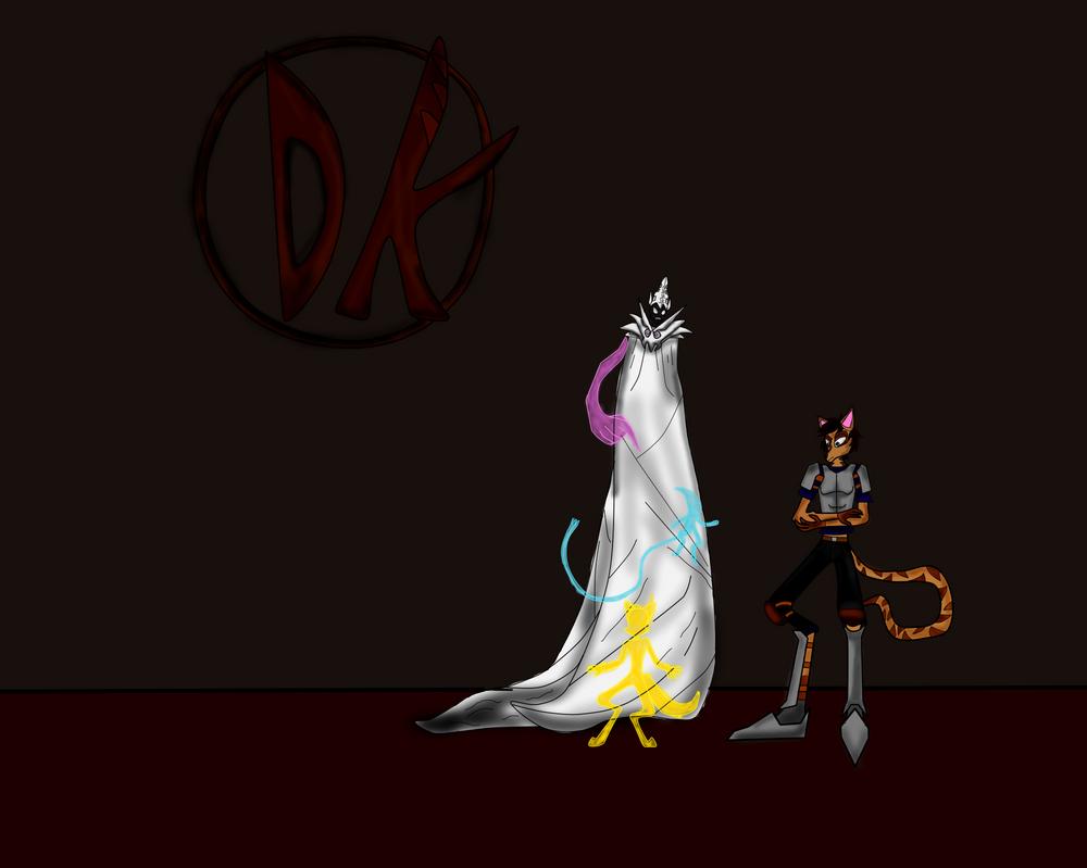 Dreamkeepers: Shadow-Hunter purpose by davidshadow275