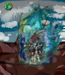 Mace Evolution (no-canon)-Wallpaper by davidshadow275