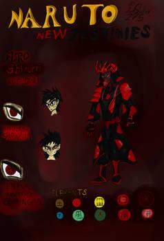 Naruto New Destinies: Hiro-Madara Akatsuki