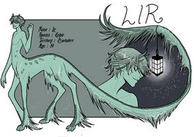 VoS: Lir by inkscribble