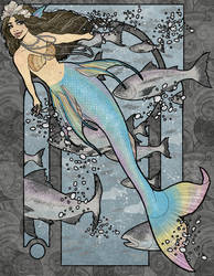 Salmon Mer