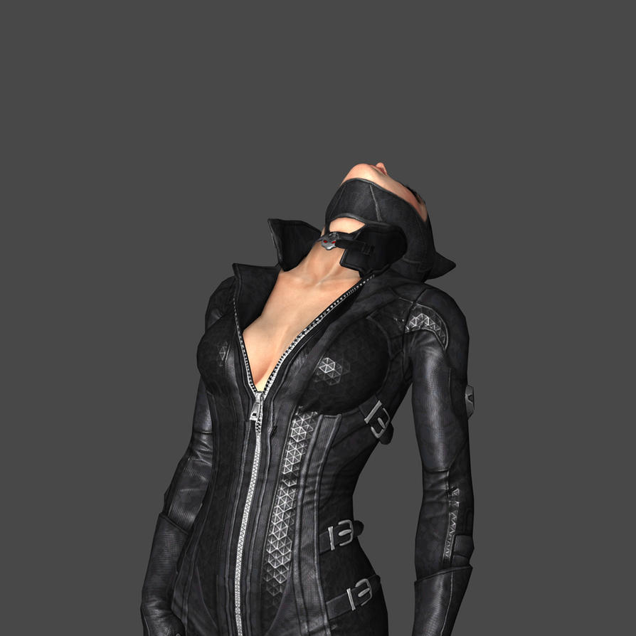 Catwoman from Batman Arkham City 02 by Subzero91 on DeviantArt