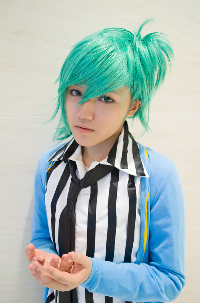 Uta no Prince Sama All Star- Mikaze Ai by feomy