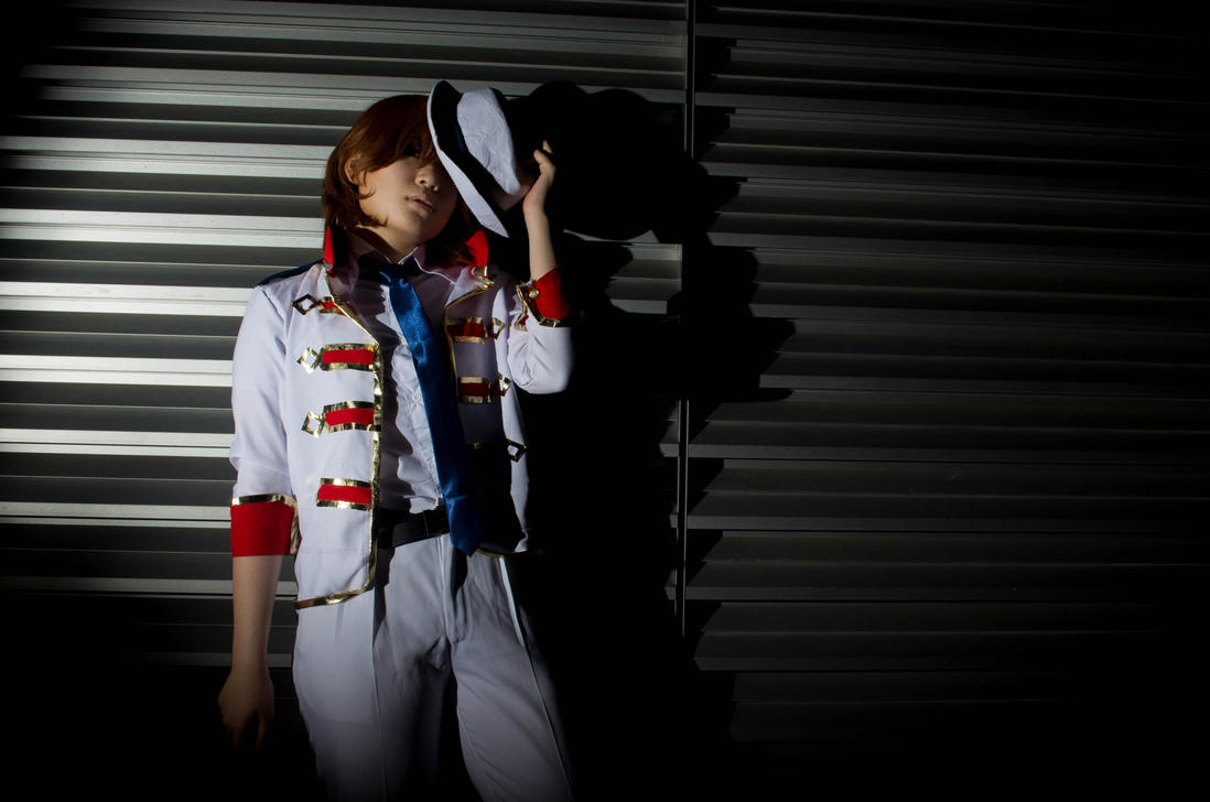 Utapri cosplay photography: Reiji Happy Birthday by feomy