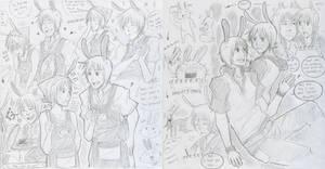 Sketch Trade Mesh by mag-ni
