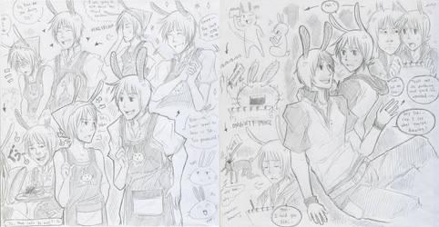 Sketch Trade Mesh