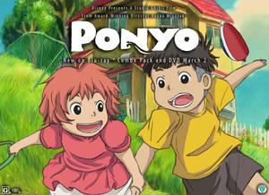 Ponyo to Sosuke