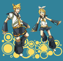 Len and Rin