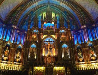 St. Patrick's Basilica by lrntm