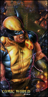 Wolverine by Tortuegfx