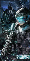 Ghost Recon by Tortuegfx