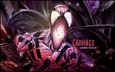Carnage by Tortuegfx