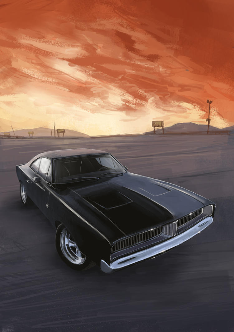 69 Charger: Dodge Charger -69 By MrNepa On DeviantArt