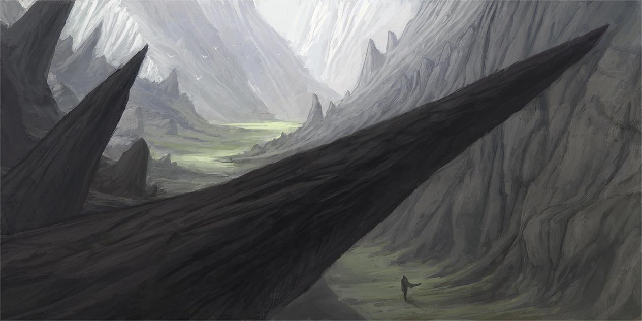 Mountain Path by mrNepa