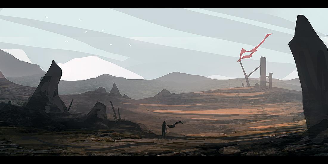 15min landscape by mrNepa