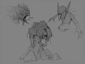 Sketching4fun by mrNepa