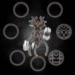 Ruinmon and The Ruin Masters symbols