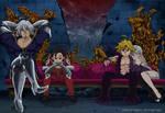 Brothers -Demons-  Nanatsu no Taizai Cover Page246 by CrisZeldris1