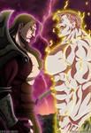 Escanor vs Demon King ~Collab~