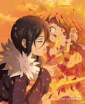 Merlin and Escanor Kiss...F