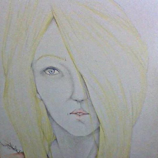 Amanda Re-Drawn by QuietOne101