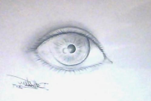 An Eye by QuietOne101