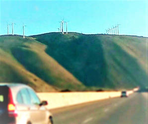 Wind Mills by QuietOne101