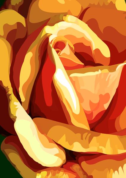 Yellow Rose by elviraNL