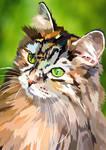 Pretty Hunter by elviraNL
