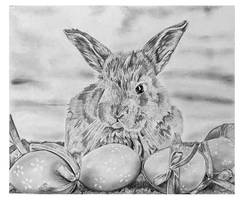 Early Easter Bunny