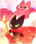 MAO MAO: Heroes of pure heart FanArt