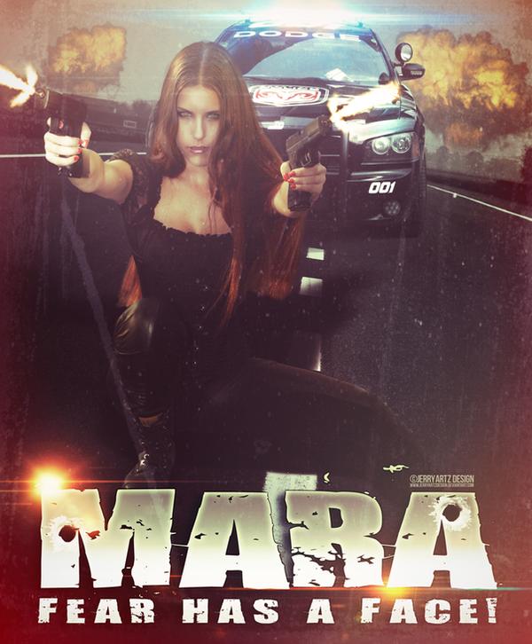 MaRa Killer by JERRYARTZDESIGN