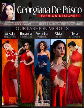 Georgiana Fashion Designer
