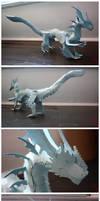 Schopfung Sculpture by DargonXKS